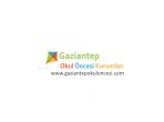 Yıldırım Beyazıt Anaokulu Şahinbey Gaziantep