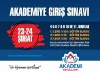 Gaziantep Çözüm Akademi Okulları Bursluluk Sınavı